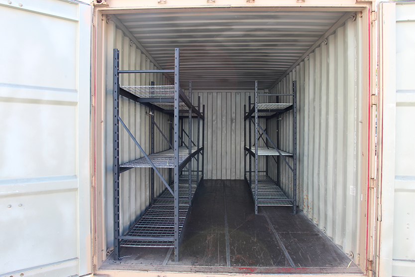 Dry Boxes And Conex Boxes Arctic Containers